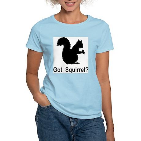 Got Squirrel Women's Light T-Shirt