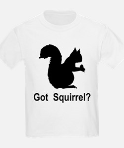 Got Squirrel T-Shirt