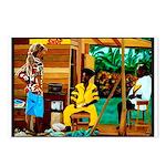 Conscious Rastafarian Culture Art Postcards (Packa