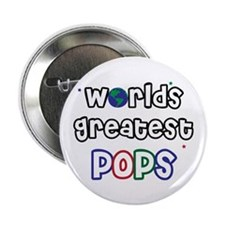 """World's Greatest Pops 2.25"""" Button"""