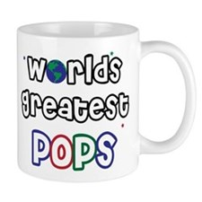 World's Greatest Pops Mug