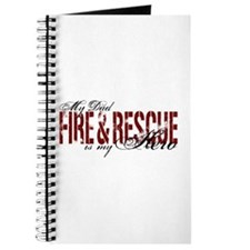 Dad My Hero - Fire & Rescue Journal