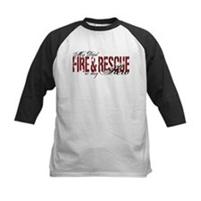 Dad My Hero - Fire & Rescue Tee