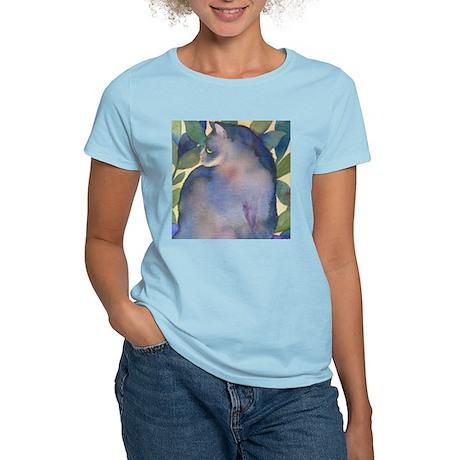 Garden Cat Women's Light T-Shirt