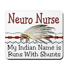 Neuro Nurse Mousepad
