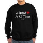 Proverbs Friends Sweatshirt (dark)