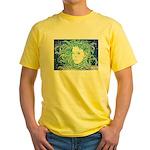 Wild Dryad Yellow T-Shirt