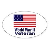 World war ii Stickers