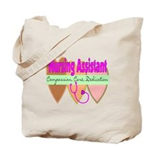 Nursing Assistant Tote Bag