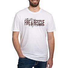 Fiance My Hero - Fire & Rescue Shirt