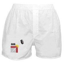 Doink: Beware Of The Puck Boxer Shorts