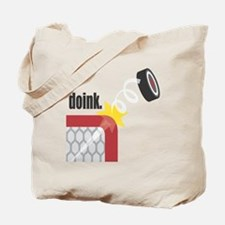 Doink: Beware Of The Puck Tote Bag