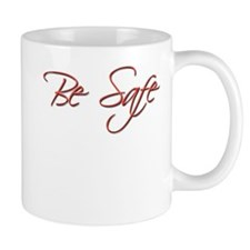 Twilight Movie's - Be Safe Qu Mug