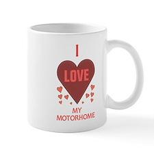 I Love My Motorhome Mug