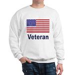 American Flag Veteran Sweatshirt