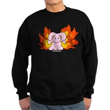 Angry Bunny Sweatshirt