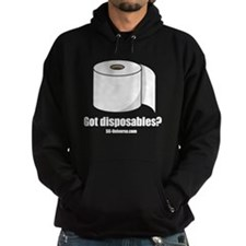 Got Disposables? Hoodie
