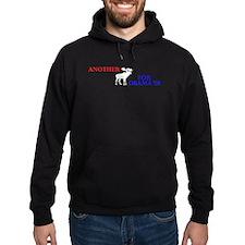 Moose for Obama '08 Hoodie