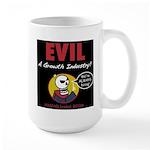 EVIL Large Mug