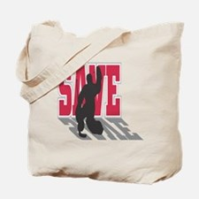 Hockey Goalie: Save Tote Bag