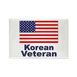 Korean Veteran Rectangle Magnet (10 pack)