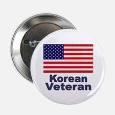 "Korean Veteran 2.25"" Button (10 pack)"