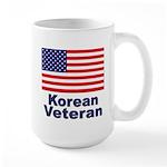 Korean Veteran Large Mug