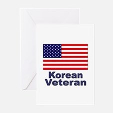 Korean Veteran Greeting Cards (Pk of 10)