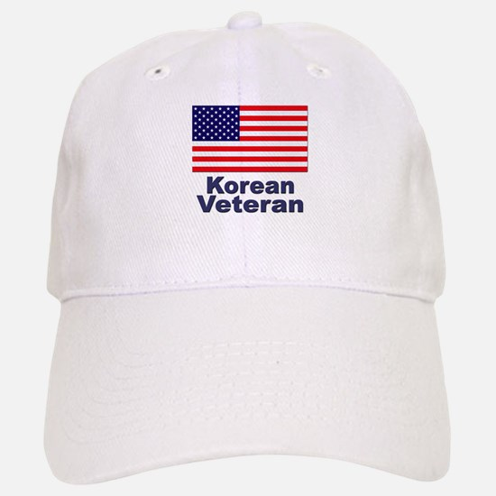 Korean Veteran Baseball Baseball Cap