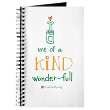 one of a kind wonder-full JOURNAL