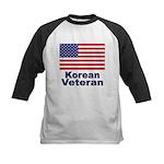 Korean Veteran Kids Baseball Jersey