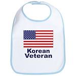 Korean Veteran Bib