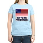 Korean Veteran (Front) Women's Light T-Shirt