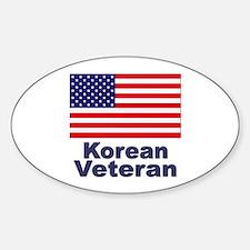 Korean Veteran Decal
