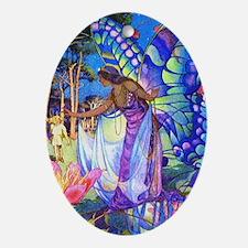 MIDSUMMER NIGHTS DREAM Oval Ornament