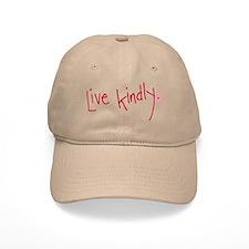 Live Kindly BASEBALL CAP