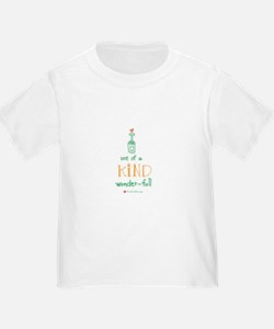 one of a kind wonder-full BABY / TODDLER TEE