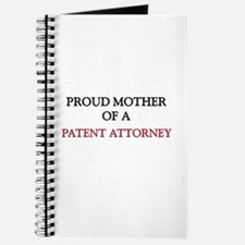 Proud Mother Of A PATENT ATTORNEY Journal