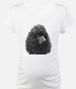 Black or Chocolate Poodle Shirt