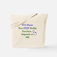 ICU Tote Bag