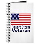 Desert Storm Veteran Journal