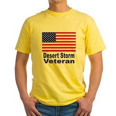 Desert Storm Veteran T