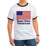 Desert Storm Veteran Ringer T