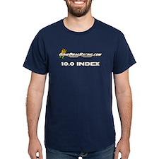 10.0 Index T-Shirt - Simple Logo