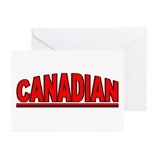 """Canadian"" Greeting Cards (Pk of 10)"