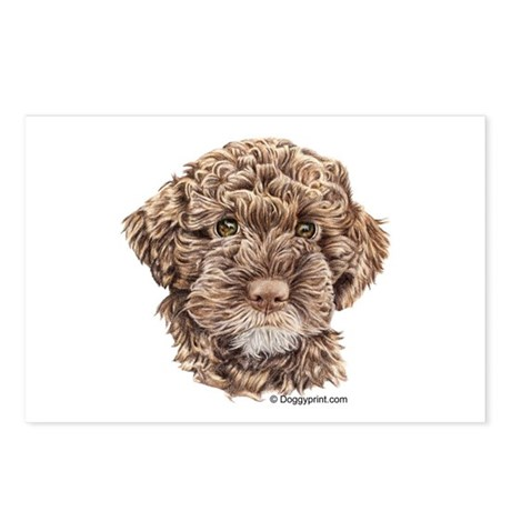 Lagotto Postcards (Package of 8)