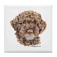 Lagotto Tile Coaster
