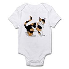 Calico Infant Bodysuit