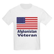 Afghanistan Veteran Kids T-Shirt