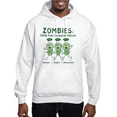 Zombies (Green) Hoodie